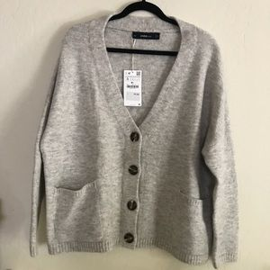 Zara Cardigan Sweater